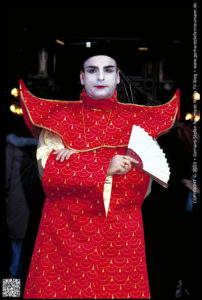 Carnevale di Venezia ► erotisch und exotisch, geheimnisvoll und melancholisch, ein Fest der Sinne ►