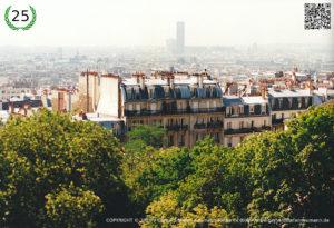 Der Friedhof Cimetiere de Montmartre in Paris ► von Gerhard-Stefan Neumann ►