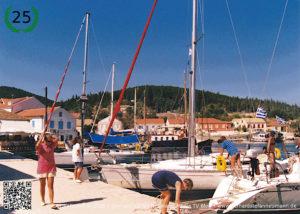 Ein Urlaubsvergnügen der besonderen Art ► Flottillen-Segeln in der griechischen See von Gerhard-Stefan Neumann ►