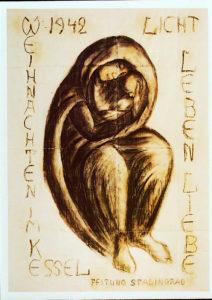 Die Madonna von Stalingrad ► Hoffnung und Mahnung von Gerhard-Stefan Neumann ►