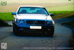 Ein Traum auf vier Rädern ► das S 500 Coupe von Mercedes-Benz ►